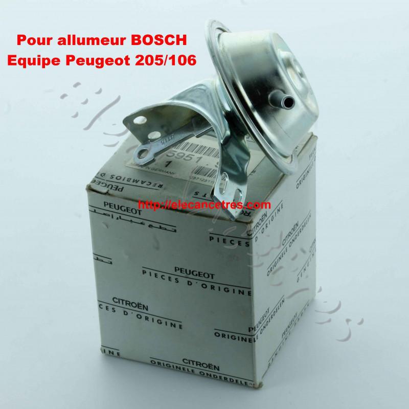 capsule d 39 avance d pression pour peugeot 106 205. Black Bedroom Furniture Sets. Home Design Ideas