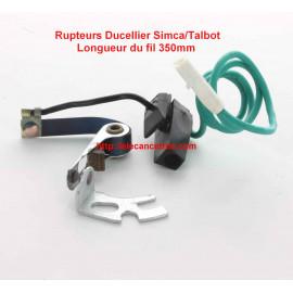 Rupteur / Vis platinées DUCELLIER 608514