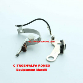 Rupteur / Vis platinées MARELLI 71220501