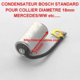 Condensateur allumeur BOSCH 1 237 330 044