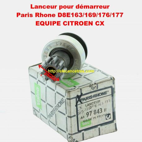 Lanceur pignon PARIS RHONE 97843