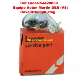 Rupteur / Vis platinées LUCAS 54420850