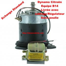 Dynamo 6V pour CITROEN B14