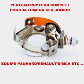 Plateau Rupteur SEV complet