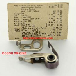 Rupteur / Vis platinées BOSCH 1 237 013 000 / 001