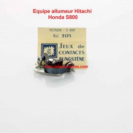 Rupteur / Vis platinées HONDA 30131-500-004