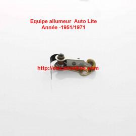Rupteur / Vis platinées AUTOLITE 11-227 CV