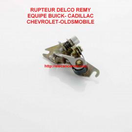 Rupteur / Vis platinées DELCO-REMY D106P