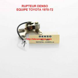 Rupteur / Vis platinées DENSO 109