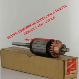 Induit démarreur DUCELLIER 93730