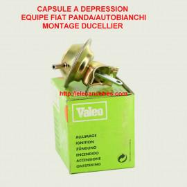 Capsule avance à dépression DUCELLIER