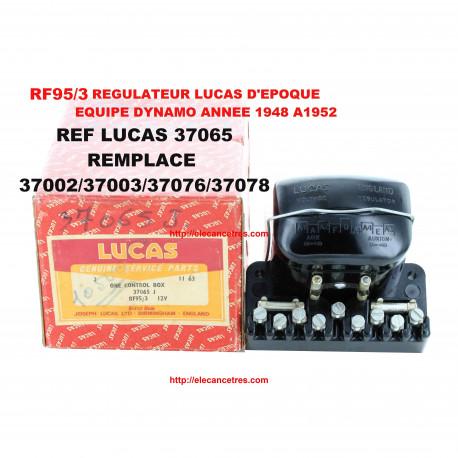 Régulateur RF95 pour dynamo Lucas