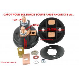 Capot pour relais / solénoïde CED PARIS RHONE
