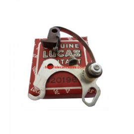 Rupteur / Vis platinées LUCAS 420196