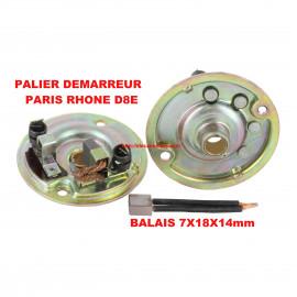 Palier démarreur PARIS RHONE 70387V complet