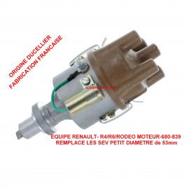 Allumeur DUCELLIER 4064 pour RENAULT