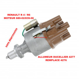 Allumeur DUCELLIER 4277 pour RENAULT