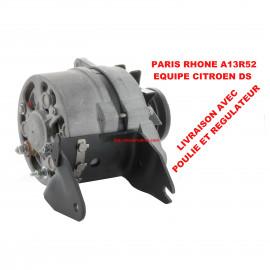 Alternateur PARIS RHONE A13R52 pour CITROEN