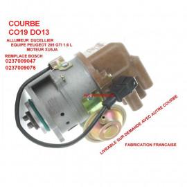 Allumeur DUCELLIER 525640 pour PEUGEOT 205 GTI - CO19 DO13