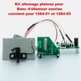 Pour banc d'allumeur SOURIAU 1264-01/02 Kit de lampe de rechange