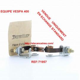 Rupteur / Vis platinées DUCELLIER 71957