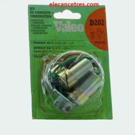 Kit Allumeur : condensateur - rupteur