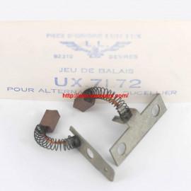Balais Charbons DUCELLIER 23268 pour alternateur