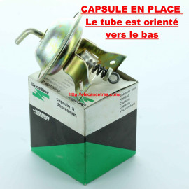 Capsule avance à dépression DUCELLIER 660333
