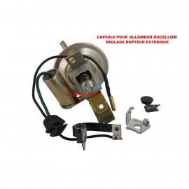 Kit Allumeur DUCELLIER : capsule - condensateur - rupteur