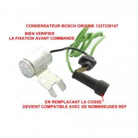 Condensateur allumeur BOSCH 1 237 330 147