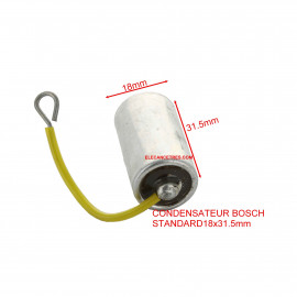Condensateur allumeur BOSCH 1 237 330 045