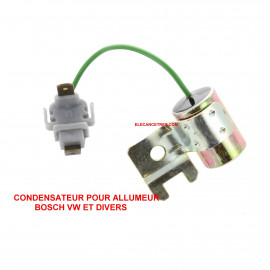 Condensateur allumeur BOSCH 1 237 330 316