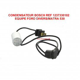 Condensateur allumeur BOSCH 1 237 330 102