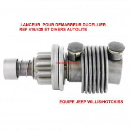 Lanceur pignon BENDIX 247657
