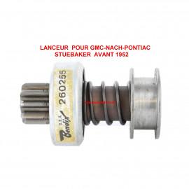 Lanceur pignon BENDIX 260255